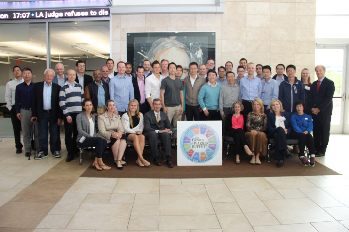Genius of Warren Buffett Class Spring 2015 with Susie Buffett