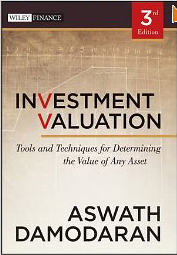 Aswath Damodarn Investment Valuation